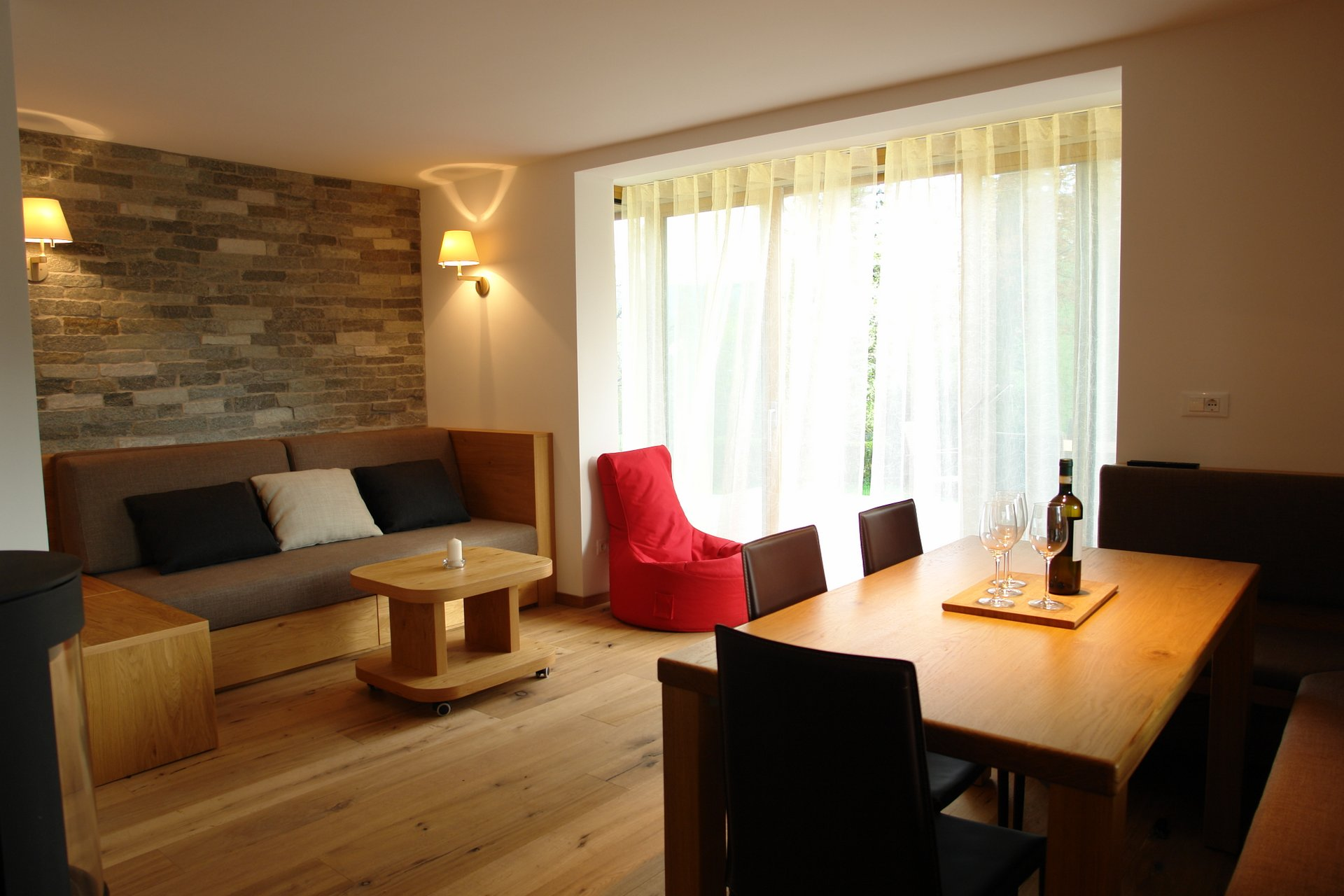 House MM for rent in Bled Living Room