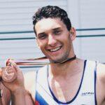Denis Zvegelj firs olympic medal for Slovenia