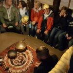 Ravne Tunnel Meditation room 40.000 Bovis