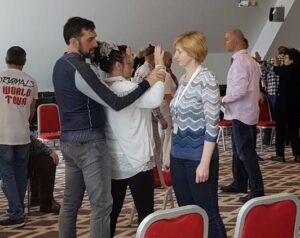 Domancic method psychokinesis workshop