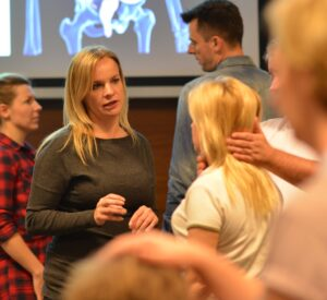 Martyna Fon Zvegelj Biotherapy seminar lecture