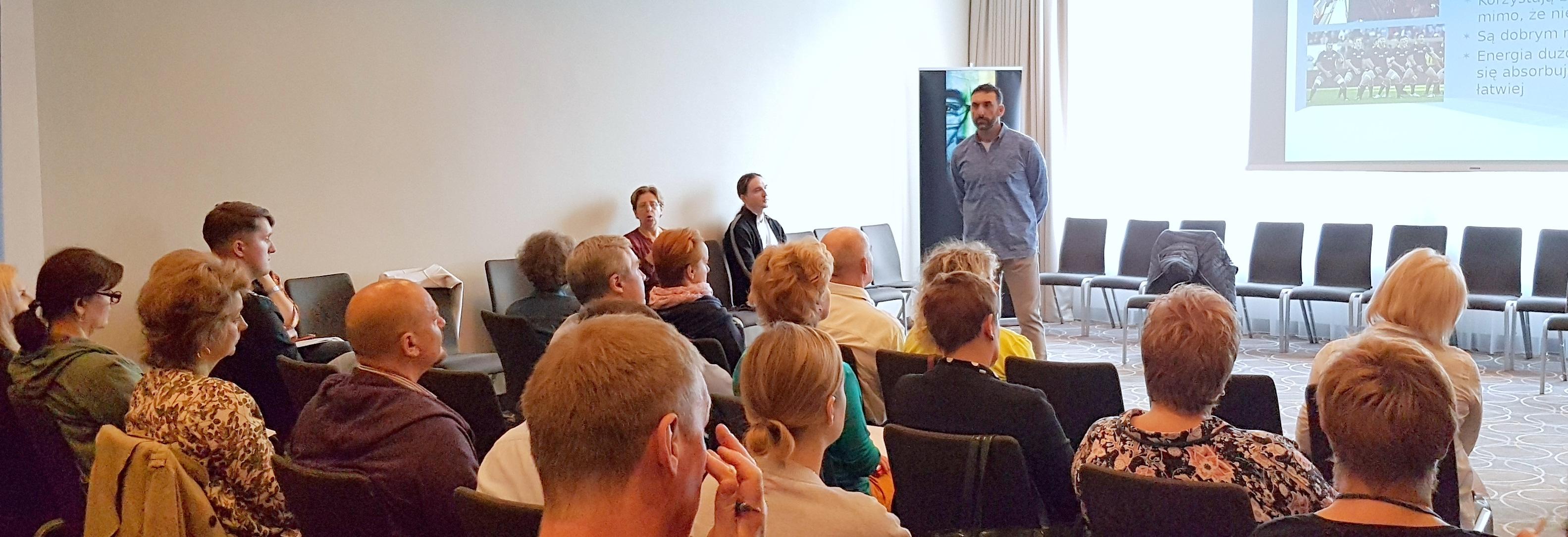 Denis Zvegelj Lecture Biothreapy for Sportsmen